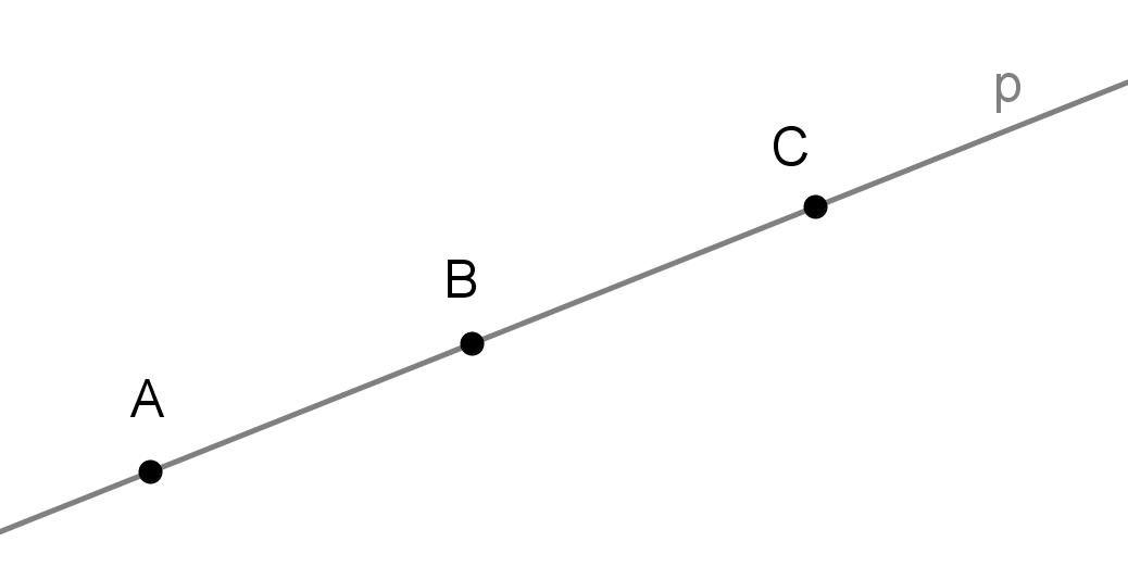 Rette semirette e segmenti nel piano for Punto p esterno alla circonferenza